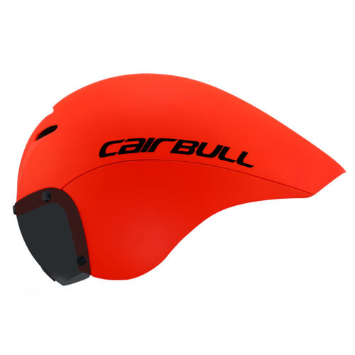 NE/_ Cairbull VICTOR Road Bike Bicycle TT Racing Cycling Safety Helmet with Lens