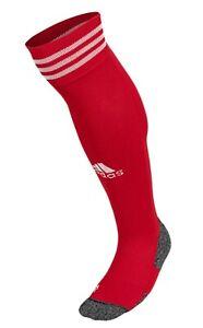 Adidas-Men-Adi-Socks-21-1-Pairs-Ankle-Red-White-Soccer-Football-GYM-Sock-GN2992
