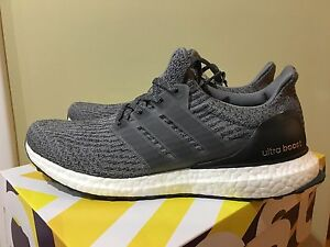 Adidas Ultra Boost 3.0 'Clear Gray' First In Sneakers