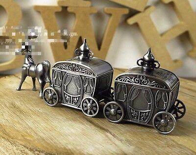 Keepsakes, Memory Books Reasonable Princess Wagon Baby Tooth Fairy Curl Hair Box Container Rrp $58.99 Keepsakes