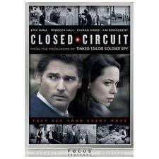 Closed Circuit (DVD, 2014, WS) Eric Bana, Rebecca Hall, Jim Broadbent   NEW