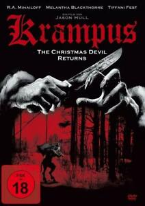 Krampus: the Christmas Devil Returns (1dvd) NUOVO