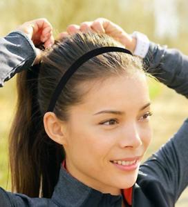 Women S Vegan Leather Headband 3 4 Elastic Fit Set Of 2 Hair Bands No Slip Thin Ebay High quality ecological, vegan and organic fabrics. ebay