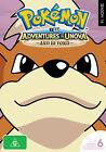 Pokemon Season 16 - BW Adventures in Unova and Beyond Movie DVD R4