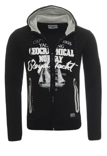 À Gayroll Cardigan Veste Pull Tailles xxxl Sweat Capuche S Geographical Norway pfw5xHE