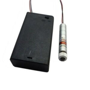 High-Power-250mW-Focusable-Laser-Module-Battery-Case