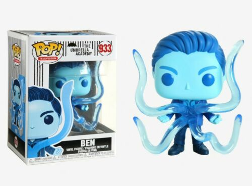 Vinyl Figure NEW /& IN STOCK Umbrella Academy BEN HARGREEVES #933 Pop Funko Pop
