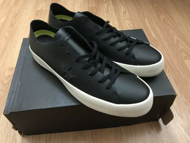 909d7a2bd3ea Frequently bought together. Converse One Star Prime OX Low Top Oxford SHOES  SIZE MENS 11.5 154838C BLACK