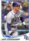 2013 Topps Jeff Keppinger #181 Baseball Card