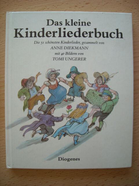 Das kleine Kinderliederbuch - Die 51 schönsten Kinderlieder - Tomi Ungerer  NEU