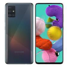 SAMSUNG GALAXY A51 128GB+4GB RAM 6.5''SMARTPHONE TELÉFONO MÓVIL LIBRE NEGRO A515