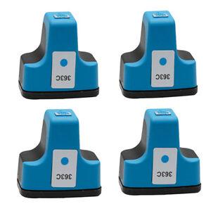 4-sustituye-para-HP-363-CIAN-Cartuchos-de-tinta