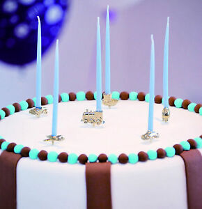 Image Is Loading Vivi Silver Plated Cake Candle Holder Mixed Transport