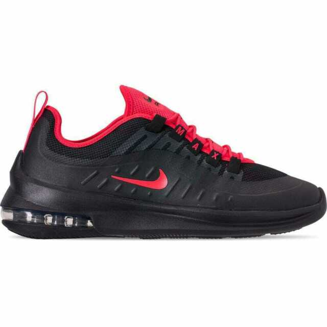 check out 4a9f5 4f0d5 NIKE Air Max Axis Mens Running Shoes Black/Red AA2146-008 Size 11 New