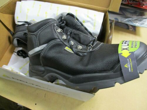 Delta Plus SAULT safety work boots s3  BRAND NEW size uk13  BOXED eu48