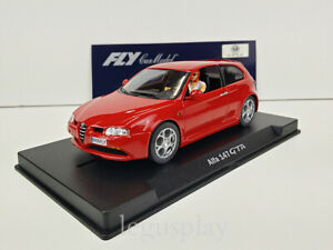 Slot-Car-Scalextric-Fly-88093-Alfa-Romeo-147-GTA-A-741