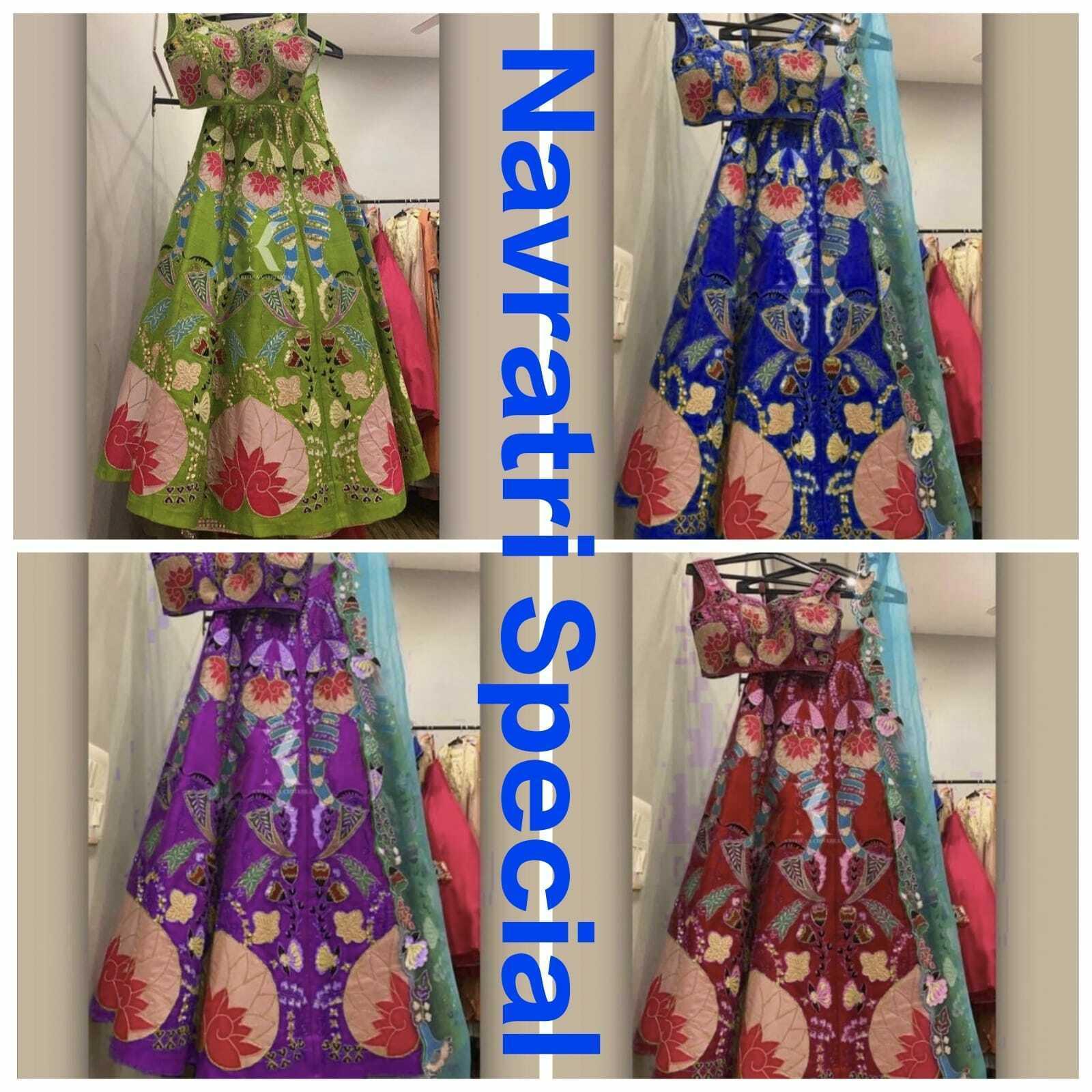 Sensational Navratri Garba Lehenga Choli Indian Wedding Pakistani Chaniya Lehnga