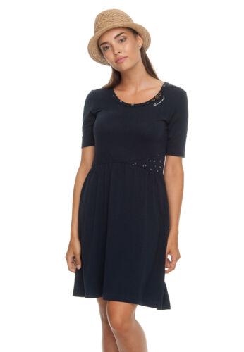 Ragwear robe femmes Apolena 1911-20050 Bleu Foncé Marine 2028