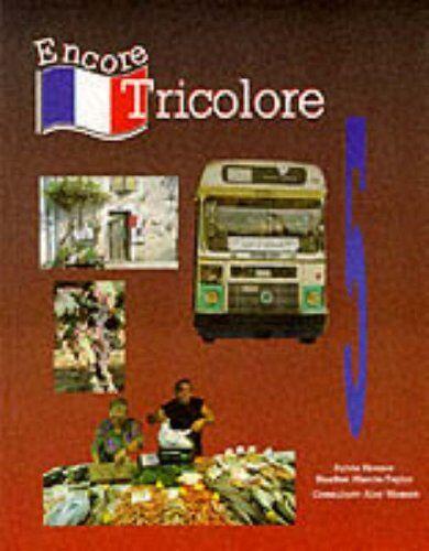 Encore Tricolore: Stage 5,Sylvia Honnor,etc.