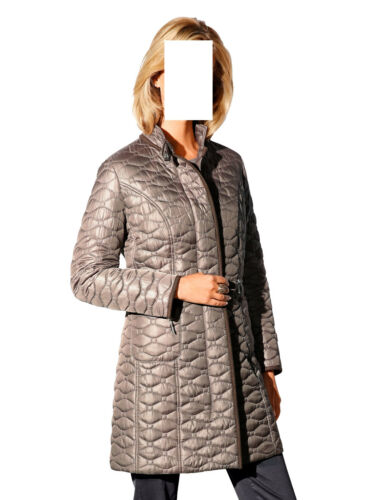 Gr 1117528560 Brands Taupe Quilted 52 Coat Short 08x8CqHwz