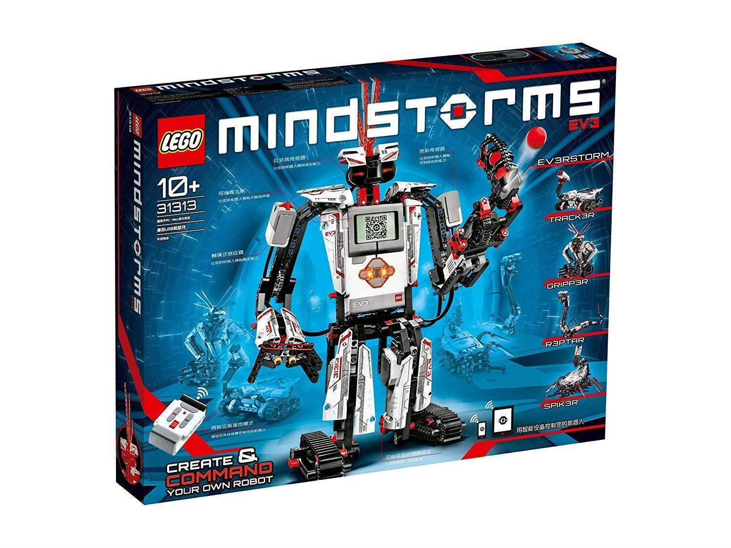 LEGO 31313 Mindstorms EV3 Robot Kit