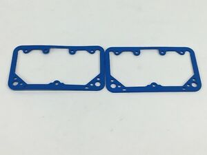 10 PACK HOLLEY CARBURETOR BLUE NON STICK FUEL BOWL GASKET 2300 4150 4160 4500