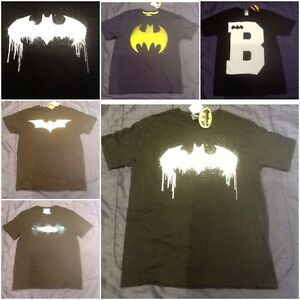 Official-Licenced-Batman-Bat-LOGO-DC-Comics-TV-Mens-Womens-TShirt-T-Shirt-Tee