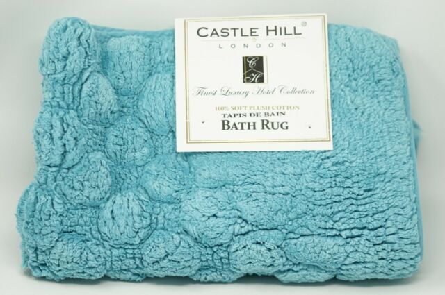 Castle Hill Naples 100 Cotton Bath Rug