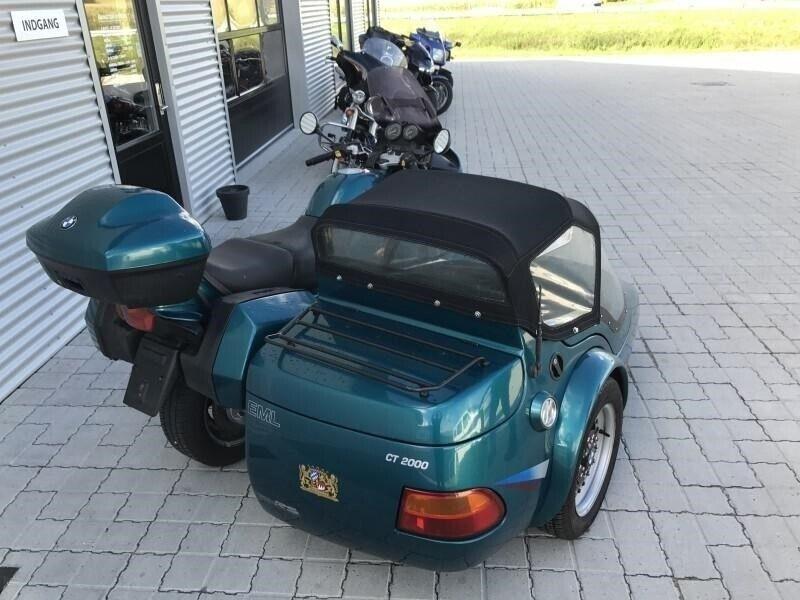 BMW, R 1100 RS, ccm 1085