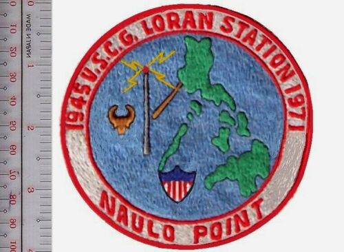 US Coast Guard USCG Philippines Coast Guard Loran Station Naulo Point Zambales