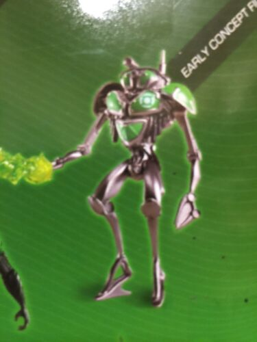 STEL ACTION FIGURE LOOSE FROM GREEN LANTERN LEADERS OF THE CORPS SET FREE SHIP