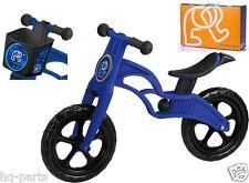 """Pop Bike Children Kids Learning Balance Bike 12"""" EN71 & CE Certified Safety BLUE"""