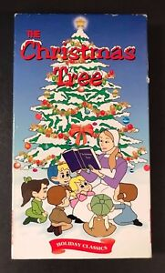 The Christmas Tree 1991.Details About Holiday Classics The Christmas Tree Vhs 1991 Animated Christmas Special