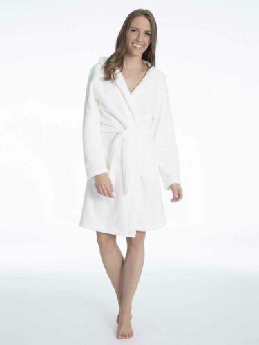 Taubert Donna Breve-bagno Cappotto con cappuccio lunghezza 100cm Harmony NUOVO /& OVP
