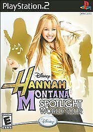 Hannah Montana: Spotlight World Tour (Sony PlayStation 2, 2008)