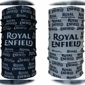 For RoyalEnfield Printed 11 in1 Multifunctional Headwrap Bandana Scarf/face mask