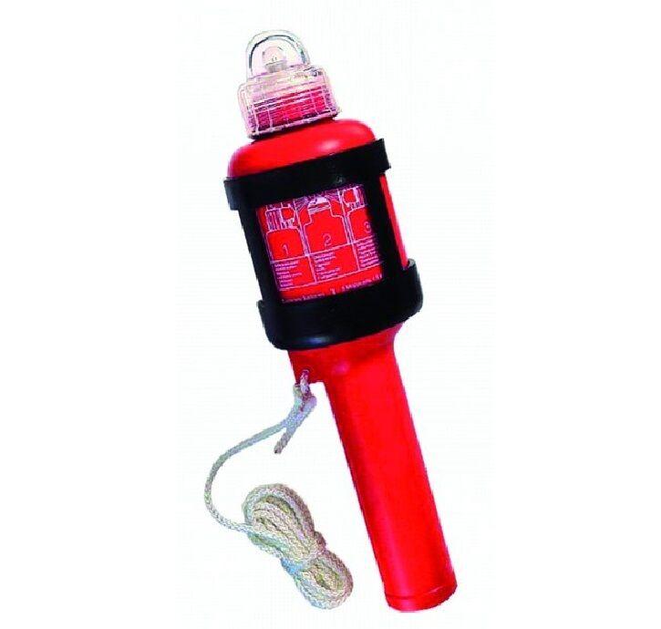 Automatische Seenotleuchte Rettungsleuchte Notsender Notsender Rettungsleuchte Rettungslicht Dauerlicht d727ef