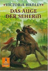 Das-Auge-der-Seherin-Fantasy-Roman-Gulliver-von-Hanle-Buch-Zustand-gut