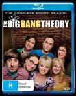 The Big Bang Theory : Season 8 (Blu-ray, 2015, 2-Disc Set)