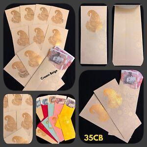 2 x Cadeau d/'Argent Enveloppe Indien Mariage shagun Salami cadeau de Noël or Wallets