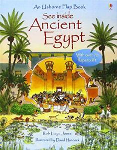 Egypt-See-Inside-Usborne-see-inside-by-Rob-Lloyd-Jones-NEW-Book-FREE-amp-FAS