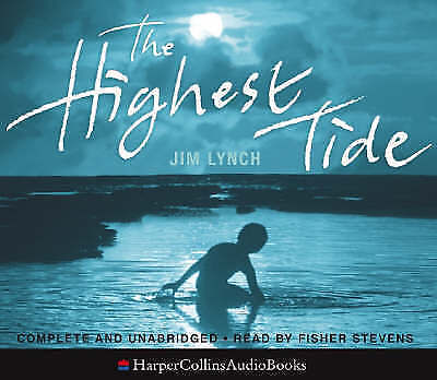 The Highest Tide by Jim Lynch CD Audiobook