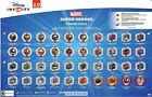 DISNEY INFINITY 2.0 Marvel Heroes Power Disc Lot Custom Order to Complete Set