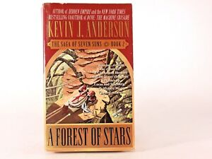 Good-A-Forest-of-Stars-Saga-of-Seven-Suns-Bk-2-by-Kevin-J-Anderson-PB
