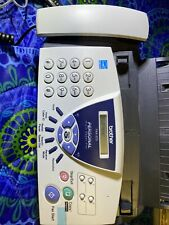 Brother Fax 575 Personal Plain Paper Fax Phone Amp Copier Nice