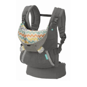 Infantino-Cuddle-Up-Ergonomic-Hoodie-2-Ways-infant-amp-Toddler-Carrier-Sling-Pouch