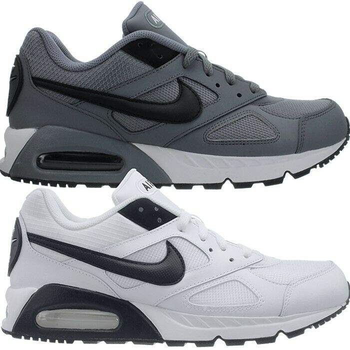 Nike Air Max Ivo Herren Lifestyle Fashion Sneaker Schuhe 2 Farben grau od. weiß