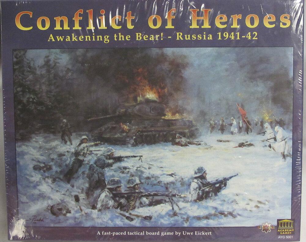 Conflit de heros-Réveil de l'ours  - Russie 1941 - 42-AEMY jeu NOUVEAU