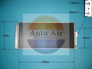 Fit-con-ABARTH-500-CONDENSATORE-ARIA-CONDIZIONATA-16-9707-1-4L
