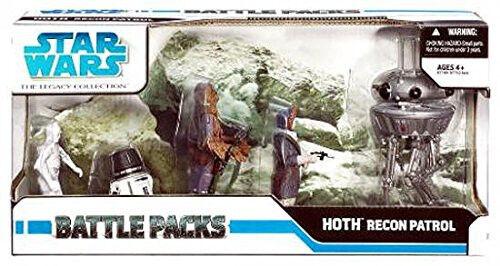 para barato Estrella Wars Wars Wars Clone Wars Battle Pack-Hoth Recon patrulla Set  buscando agente de ventas